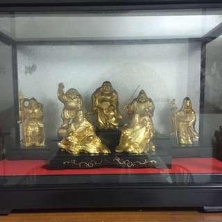 🚚 日本七福神