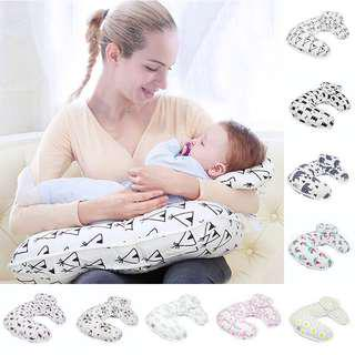 U-Shaped Baby Infant Maternity Nursing Breastfeeding Pillows