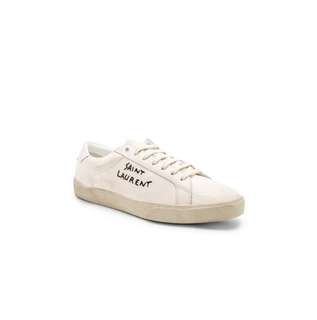 Saint Laurent sneakers sl/06 womens size 8.5/9