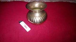 brass small pot