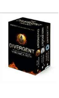 Divergent Series Black Box Set (Book 1-3) [NEW]