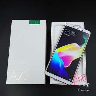 OPPO A73 6吋 4G LTE 3+32G 雙卡 Dual 1600萬 全螢幕 金 Gold