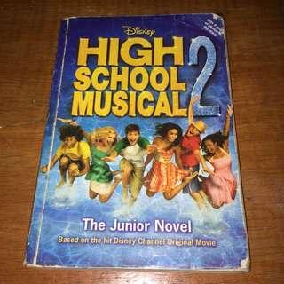 Highschool Musical 2 Junior Novel