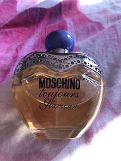 Authentic Moschino Perfume