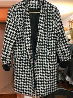 Korean coat BNWT