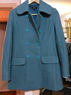 Oxford coat beautiful blue