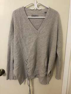 ABLE LACE JUMPER (allsaints)