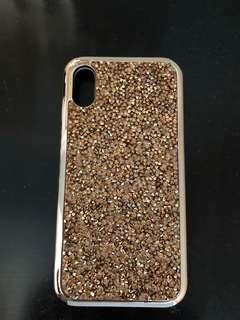 sparkle case iphone x case