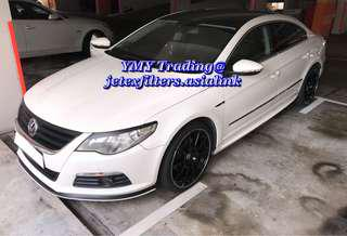 #jetexexhausts_vw. #jetexexhaustsasialink. Returned Passat CC 1.8T Owner of Jetex exhaust catback system for upgrade of Jetex high flow performance drop in air filter this time round with 1.14kpa flow rate washable & reusable air filter.