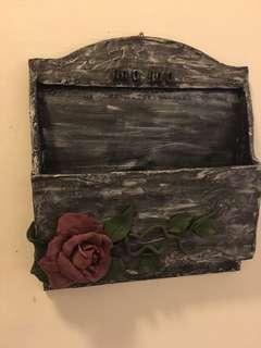 🚚 玫瑰花信箱