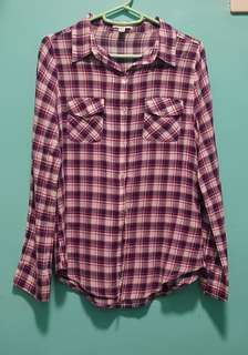 Plaid Long Sleeves for Women