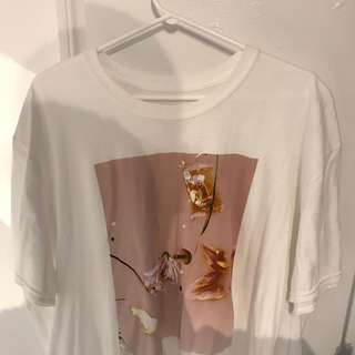Harry Styles Flower T-shirt from tour