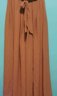 Long Flowy Maxi Skirt