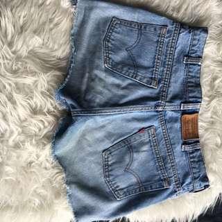 Vintage Levis shorts