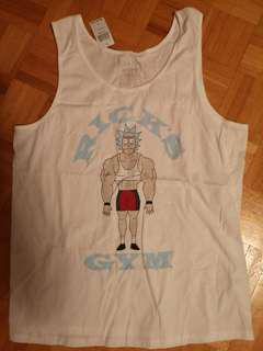 Rick and Morty Tank Top - XL