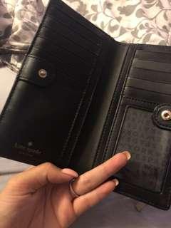 Kate spade nude wallet