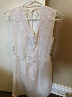 Gap Summer White Dress