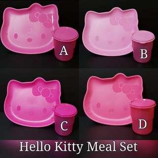 Tupperware - Hello Kitty Meal Set (1)