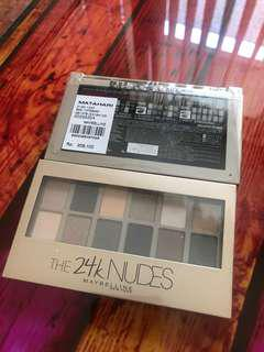 The 24k Nudes Eyeshadow Palette