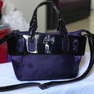 Gosh sling bag purple #reprice