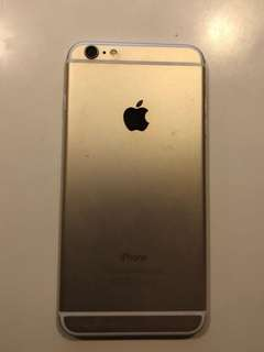 Iphone 6s plus gold 64 gb