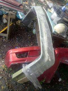 W126 rear bumper lorinser