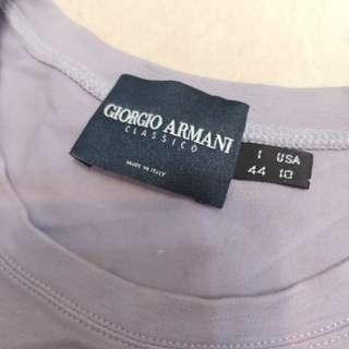 Giorgio Armani lavendar tee