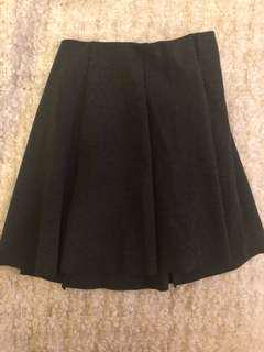 ZARA GREY SKIRT SKATER
