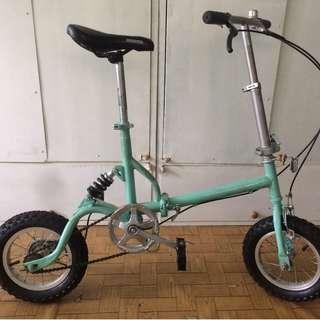 Japan Folding Bike