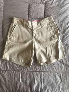 Giordano Short Pants Khaki