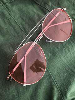 Pink Shades Aviator