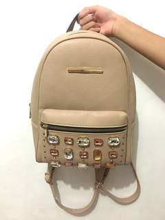 Call It Spring Authentic Nude Bag