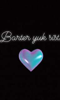 Barter yuuckk ....