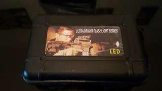 Ultrabright LED Flashlight