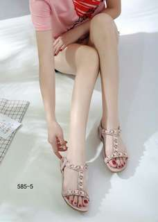 Asli import sendal *Sandal KeLsey Finica Slippers