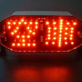 🚚 明冠燈光-計程車LED空車燈