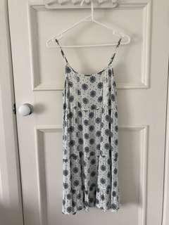Miss Shop Summer Dress - Size 8 AU