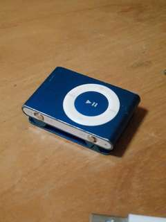 Iood shuffle 2Gb. Original apple product. Perfect condition
