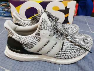 Adidas Ultraboost 3.0 Oreo S80636 Size 7.5 US Mens Authentic BNDS