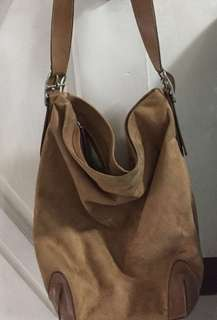 slouchy large bucket bag