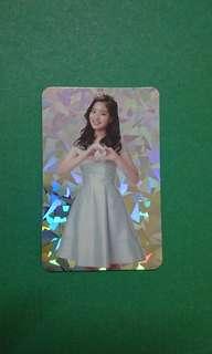 Twice Dahyun Photocard