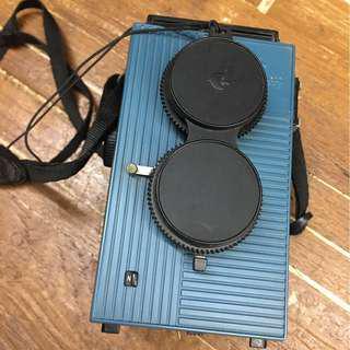 Blackbird Fly 35mm TLR Twin Lens Reflex Camera