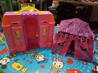 Toys barbie house for kids