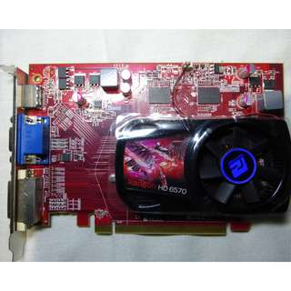 ATI Radeon HD6570 Video Card 1GB DDR3