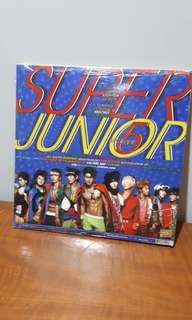 Super Junior Album Mr Simple