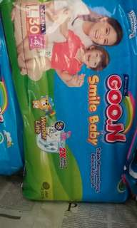 Goon size L 30+4 pcs