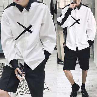 🚚 韓版潮流襯衫