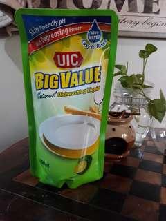 Dishwash UIC