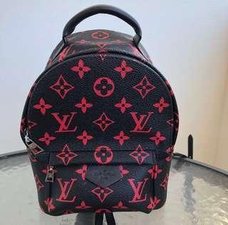 LV mini spring backpack