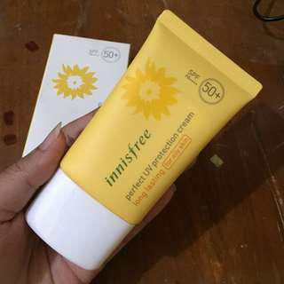 Sunscreen by Innisfree (Perfect Uv protection cream)